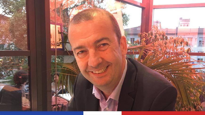 Matthieu Chamussy ne dit pas s'il sera ou non candidat à Grenoble en 2020.