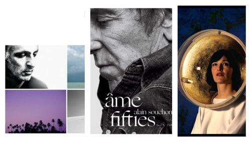 """Musique : """"Vie future"""", de La Féline, """"Âme fifties"""", d'Alain Souchon, """"Panorama"""", de Vincent Delerm"""
