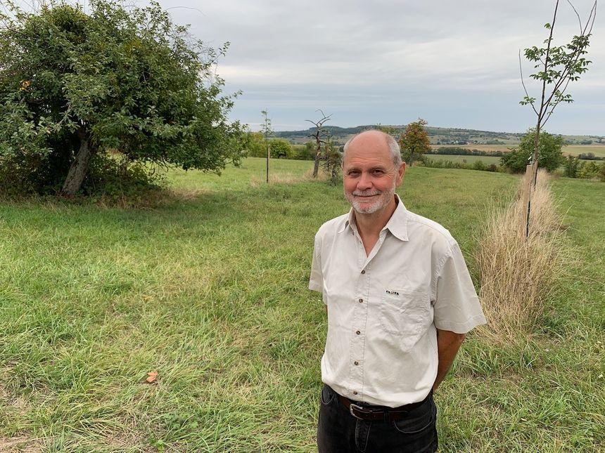 Neuwiller-lès-Saverne, Damien Vogt, ancien garde forestier