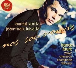 Rêve d'enfant op 14 - pour violon et piano - LAURENT KORCIA