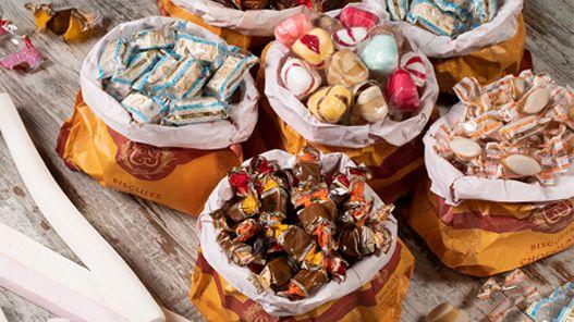Halloween, c'est le hold up des bonbons !!!