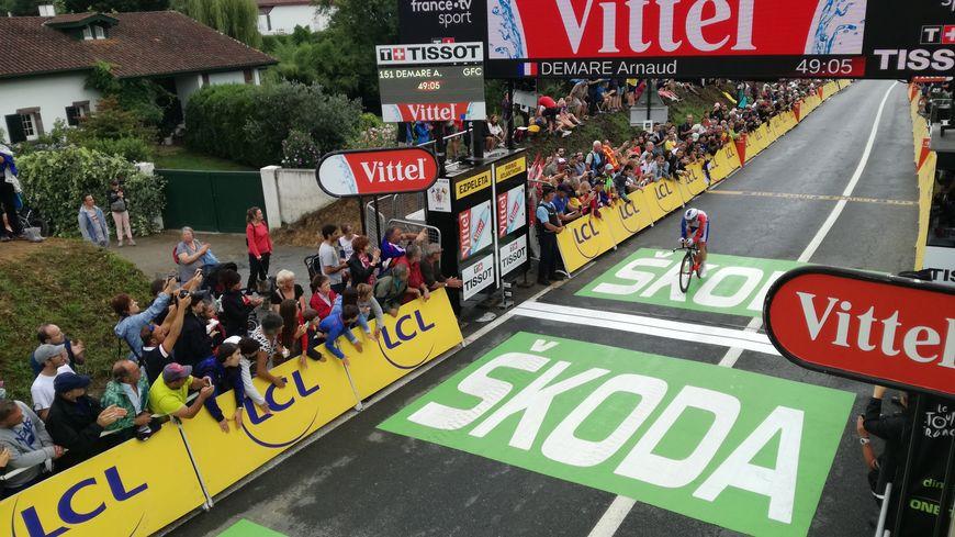 Le Tour de France devrait faire étape à Iraty en 2021, trois ans après le contre-la-montre entre Saint-Pée-sur-Nivelle et Espelette