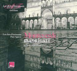 Premier livre de madrigaux : Poi che del mio dolore SV 30 - à 5 voix mixtes à cappella - LES ARTS FLORISSANTS