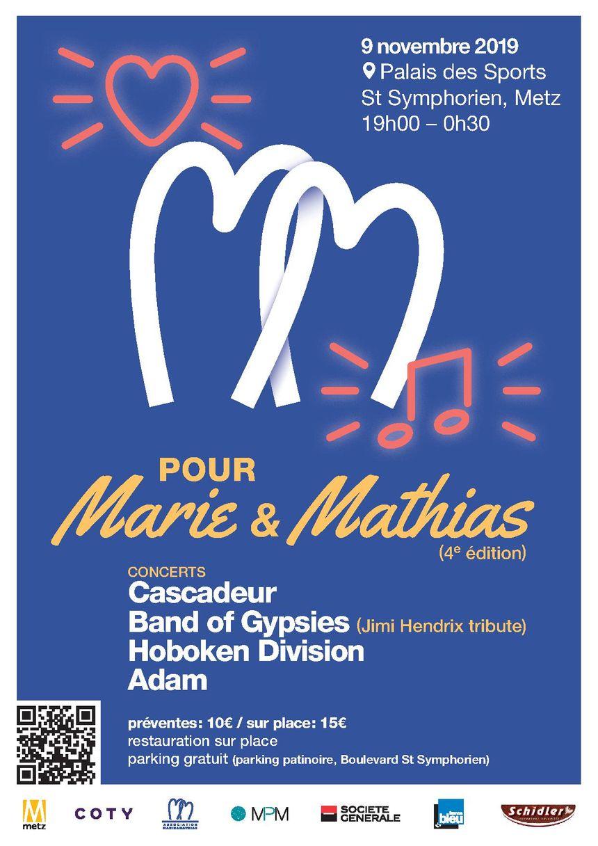 Pour Marie et Mathias