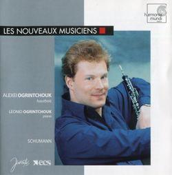 Romance op 94 n°1 (integrale) : nicht schnell - version pour hautbois et piano - ALEXEI OGRINTCHOUK