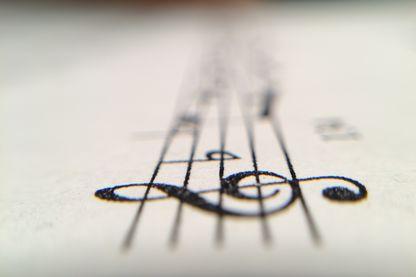 La musique à travers les sensations et les vibrations
