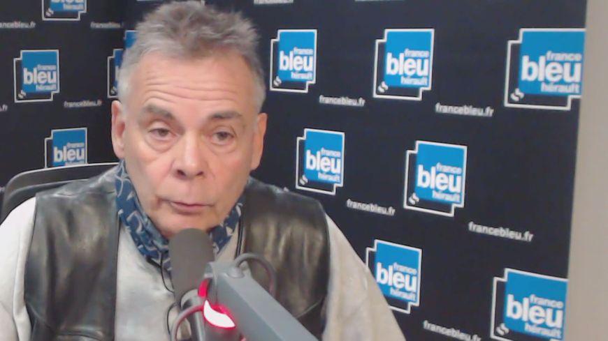 Jean Michel Sénéchal, coordinateur des Motards en Colère dans l'Hérault