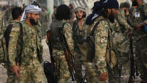 """La """"sale guerre"""" des Turcs"""
