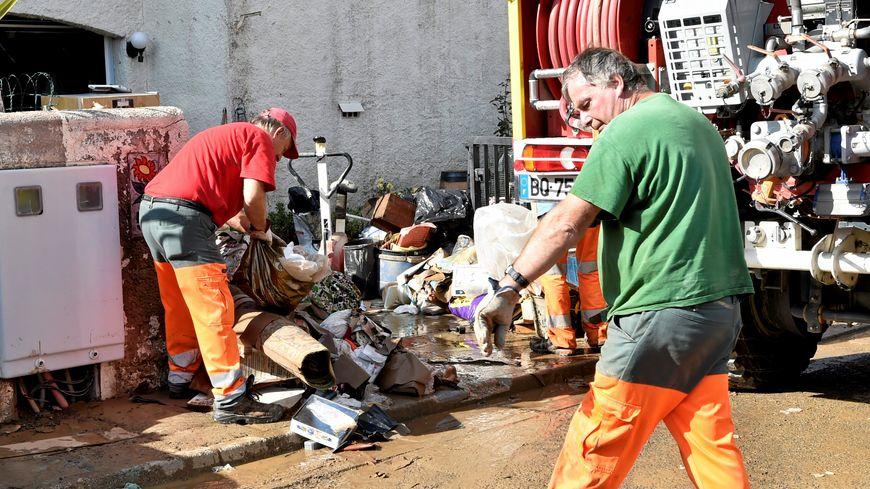 Des dizaines d'habitants de Villeneuve les Béziers ont eu leur maison inondée la semaine dernière