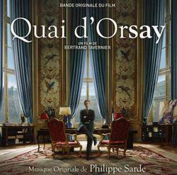 Quai d'Orsay : Arrivée à New York