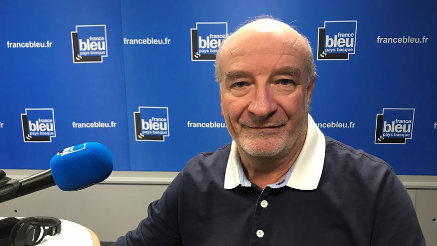Michel Botella, représentant de la SEPANSO 64 © Radio France - Oihana Larzabal