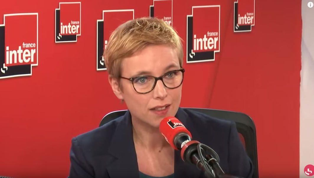 """Clémentine Autain appelle à réfléchir à """"toutes les contraintes pour arrêter le massacre"""" des Kurdes en Syrie"""