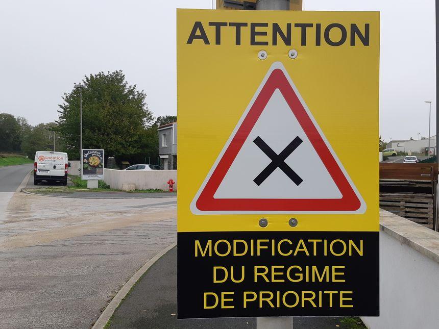 Généralisation de la priorité à droite à Périgny dès le 30 octobre