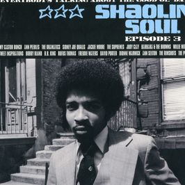 "Pochette de l'album ""Shaolin soul : Episode 3"" par The Supremes"