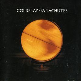 """Pochette de l'album """"Parachutes"""" par Coldplay"""