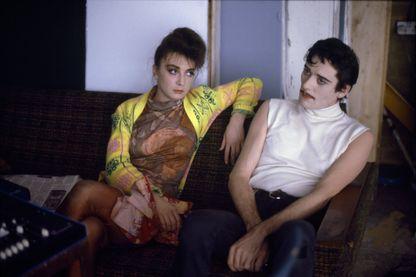 """Catherine Ringer et Fred Chichin forment les Rita Mitsouko. 'The No Comprendo', qui compte le morceau """"C'est comme ça"""", est leur deuxième album"""
