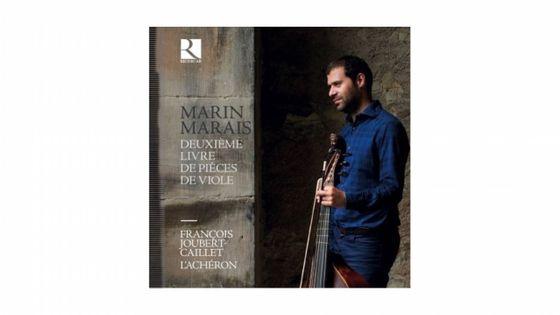 Marin Marais - Deuxième livre de pièces de viole