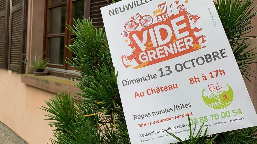 Neuwiller-lès-Saverne, Messti et vide grenier