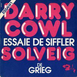 à deviner - DARRY COWL