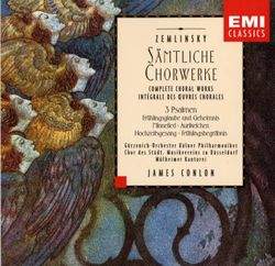 Geheimnis / Secret poeme pour choeur mixte et orchestre a cordes - JAMES CONLON