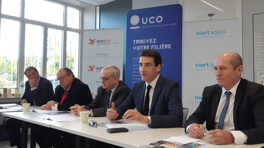 UCO Laval | Admission