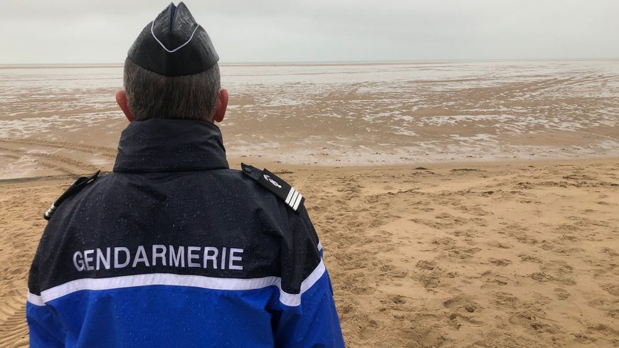 Des gendarmes de la réserve en renfort sur le littoral de la Manche
