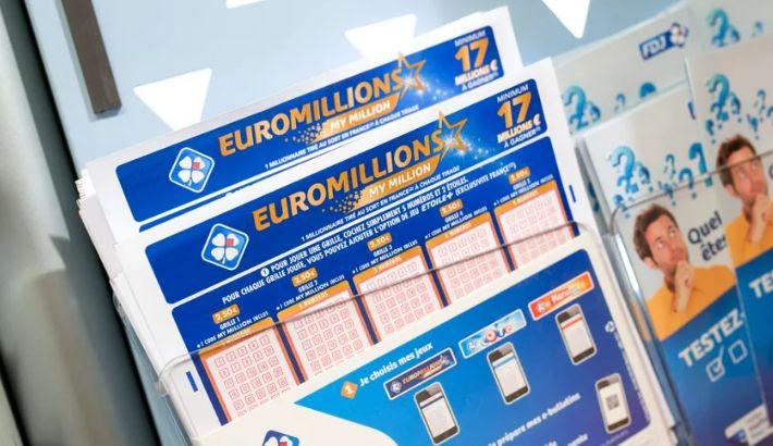 Le joueur qui a gagné un million d'euros n'avait pas prévu de venir à l'origine