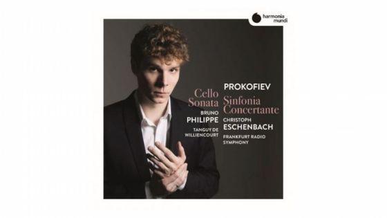 Prokofiev-  Cello Sonata, Sinfonia Concertante
