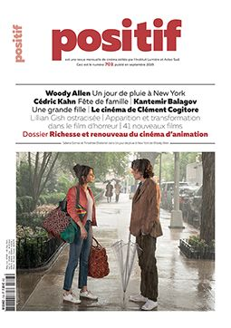 positif, partenaire de Ciné Tempo
