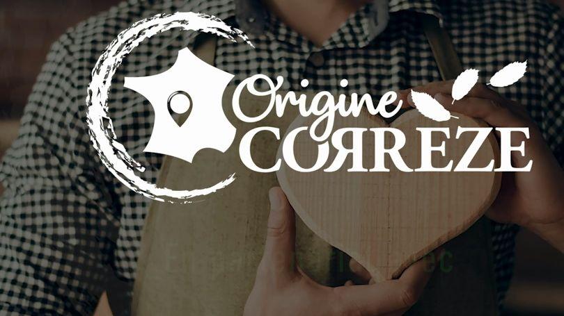 """Le logo """"Origine Corrèze"""" vient d'être dévoilé"""