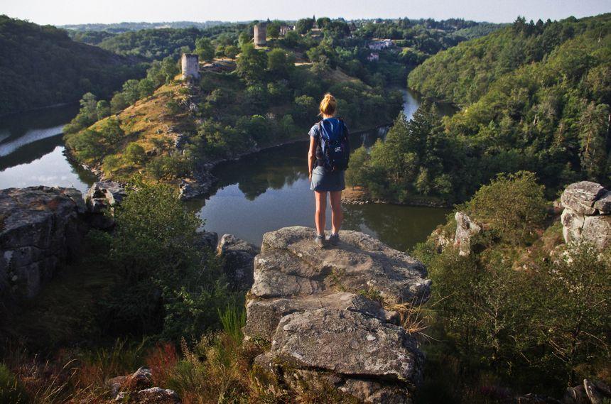 Le GR® de Pays Val de Creuse dans l'Indre – Mon GR – FFRandonnée pédestre