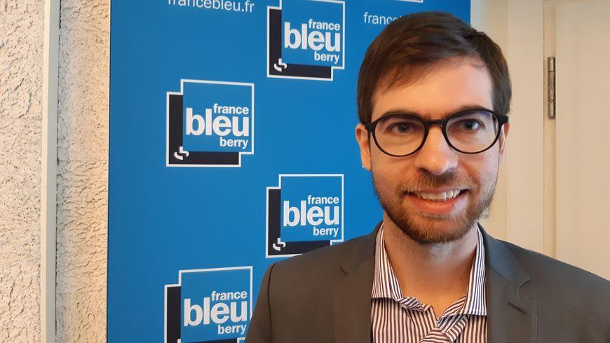 Philippe Vansyngel, ingénieur à l'Agence Régionale de Santé et responsable du pôle santé publique et environnementale dans l'Indre.