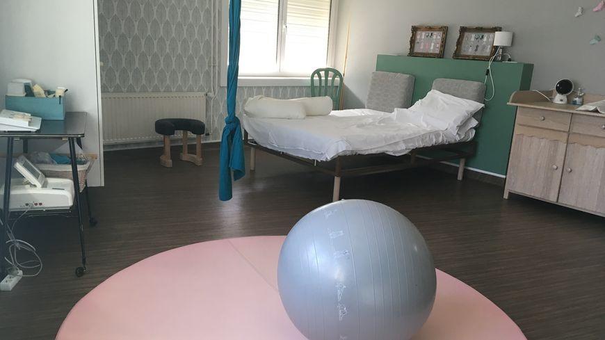 A Grenoble, la maison de naissance est installée au sein de la clinique mutualiste
