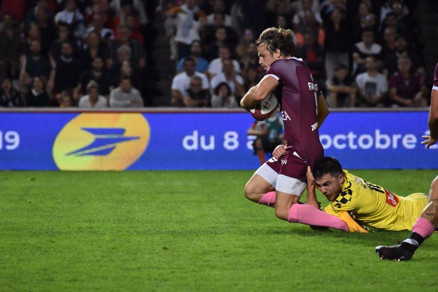 L'UBB de Yann Lesgourgues a connu des scories inhabituelles cette saison sur son terrain.