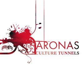 """Pochette de l'album """"Culture tunnels"""" par Aronas"""