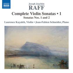 Sonate pour violon et piano n°2 en La Maj op 78 : 4. Rasch und feurig - LAURENCE KAYALEH