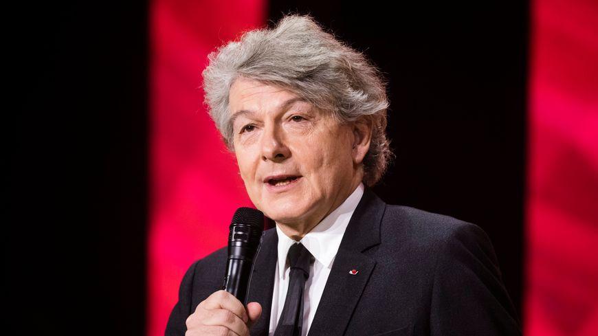 Thierry Breton, qui a notamment France Télécom et fut ministre de l'Économie, a été proposé par Emmanuel Macron pour être le nouveau commissaire français.