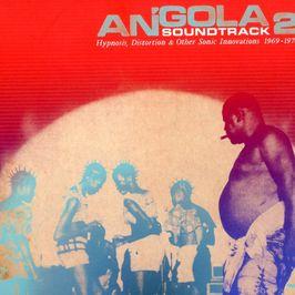 "Pochette de l'album ""Angola soundtrack 2"" par Urbano De Castro"