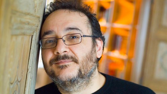 Le chef et claveciniste italien Rinaldo Alessandrini