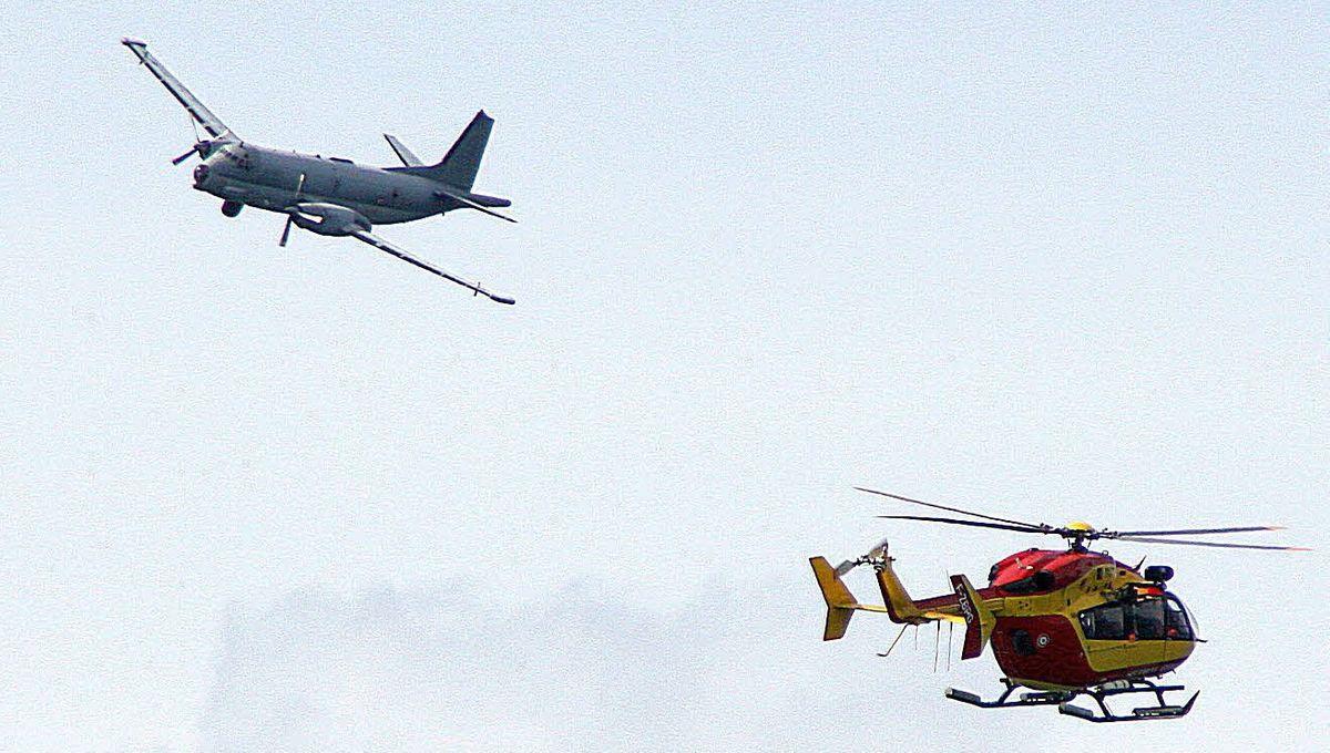 Un pêcheur évacué par hélicoptère près de Penmarc'h