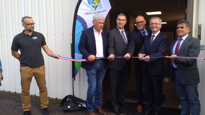 L'inauguration a eu lieu ce mercredi 2 octobre. L'entreprise va recruter 20 personnes dans l'année.
