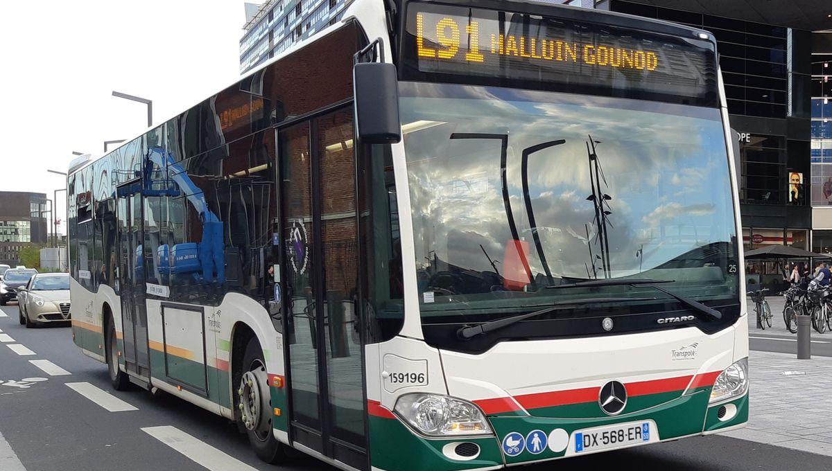 Lille : les transports seront gratuits les jours de pic de pollution à partir de 2020