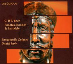 Sonate en Ré Maj Wq 137 H 559 : Adagio ma non tanto - pour basse de viole et basse continue - EMMANUELLE GUIGUES