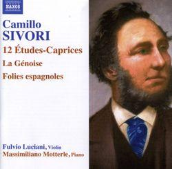 Folies espagnoles op 29 : Allegro - pour violon et piano - FULVIO LUCIANI