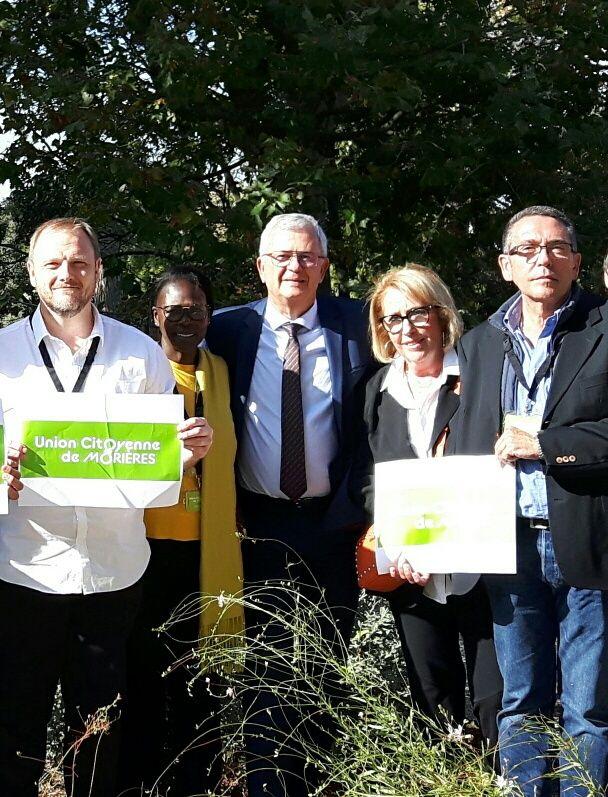 Joël Granier candidat à un 4ème mandat et ses co-listiers