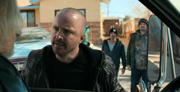 "Breaking Bad"" : le film ""El Camino"" a cartonné pour son premier week-end"