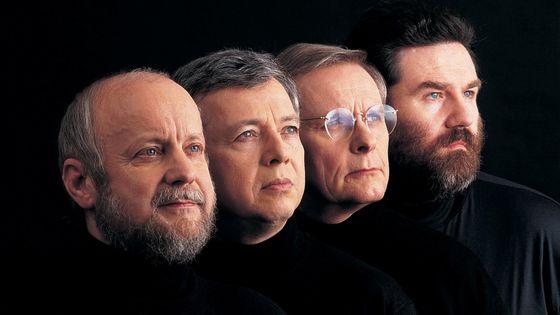 Le Quatuor Alban Berg, quatuor à cordes