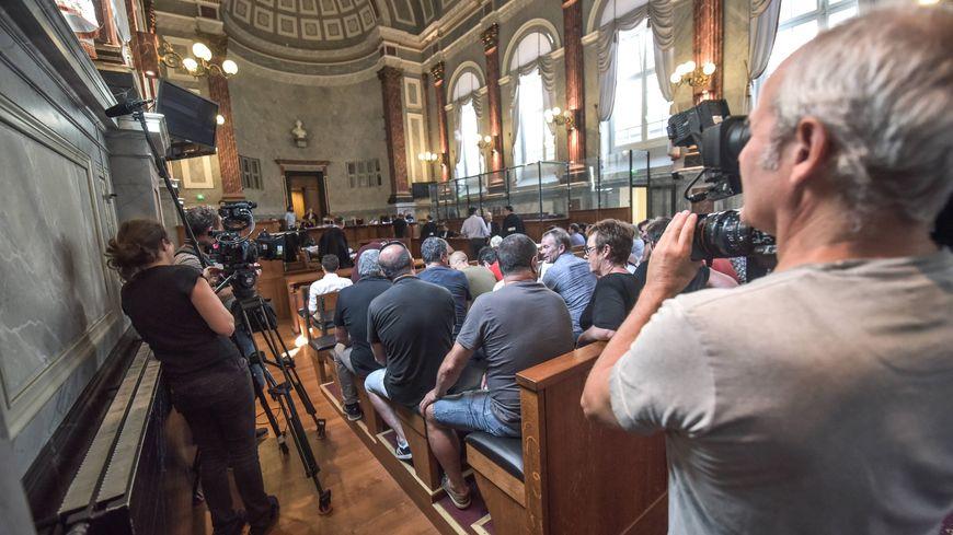 Le procès très médiatisé de l'abattoir et ses trois employés