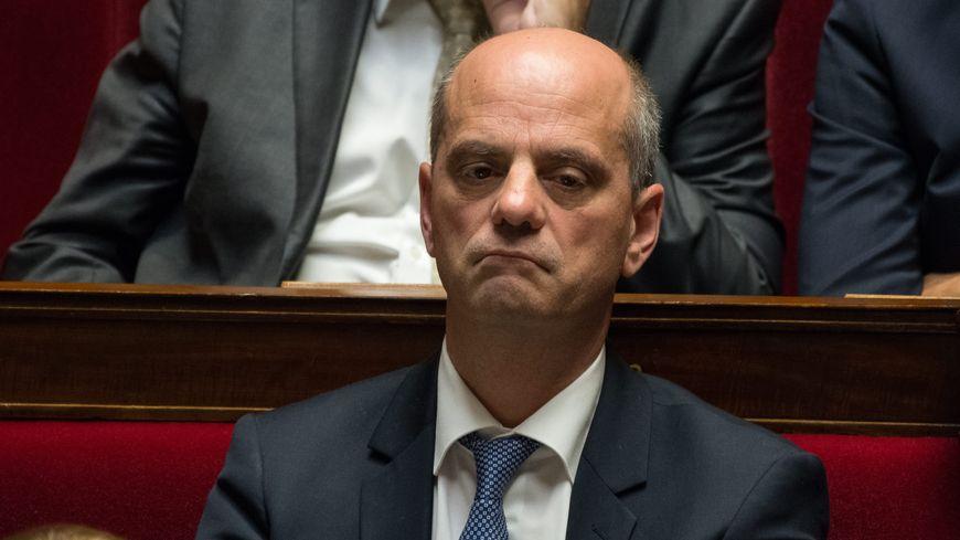 Jean-Michel Blanquer lors des questions au gouvernement