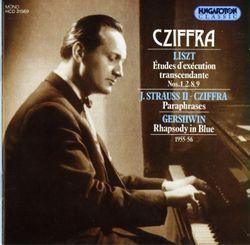 Le beau danube bleu op 314 transcription pour piano - GEORGES CZIFFRA